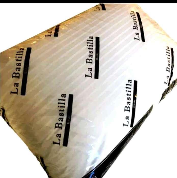 Almohadas de Vellon Siliconado