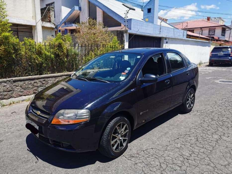 Chevrolet Aveo 2012 - 130000 km