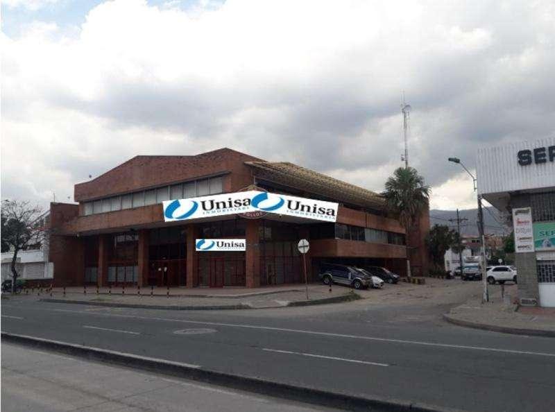 Edificio En Arriendo En Cali Popular Cod. ABUNI9031