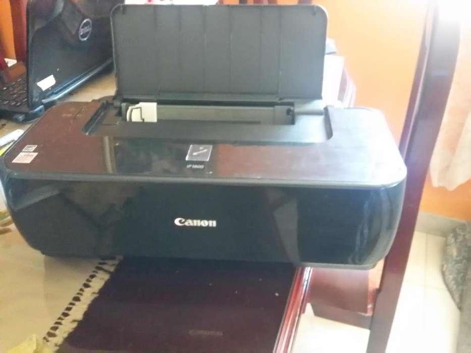 Vendo <strong>impresora</strong> canon ip 1800 en excelentes condiciones