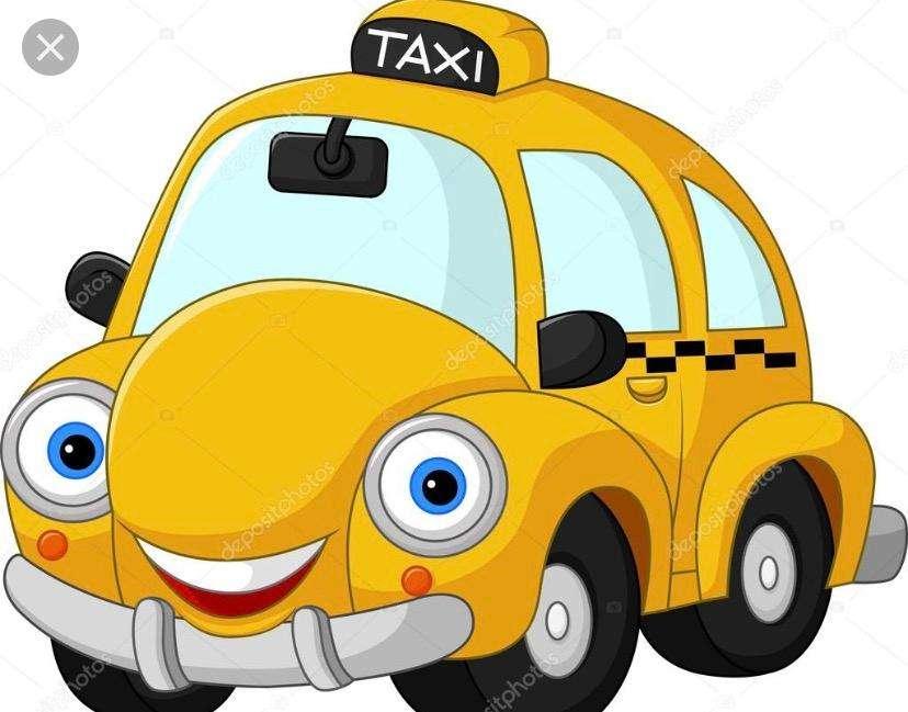 Chapa de Taxi