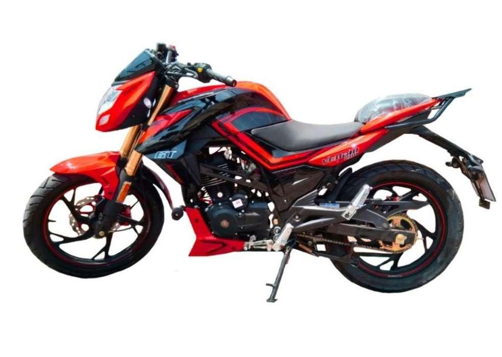 Moto Tundra Venom 200 0km Matricula Casc