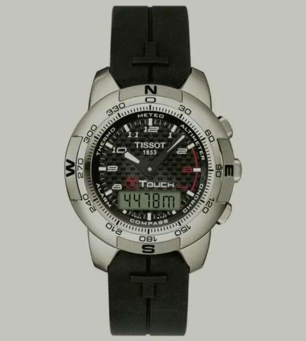 Reloj Tissot Touch Titanio Tactil