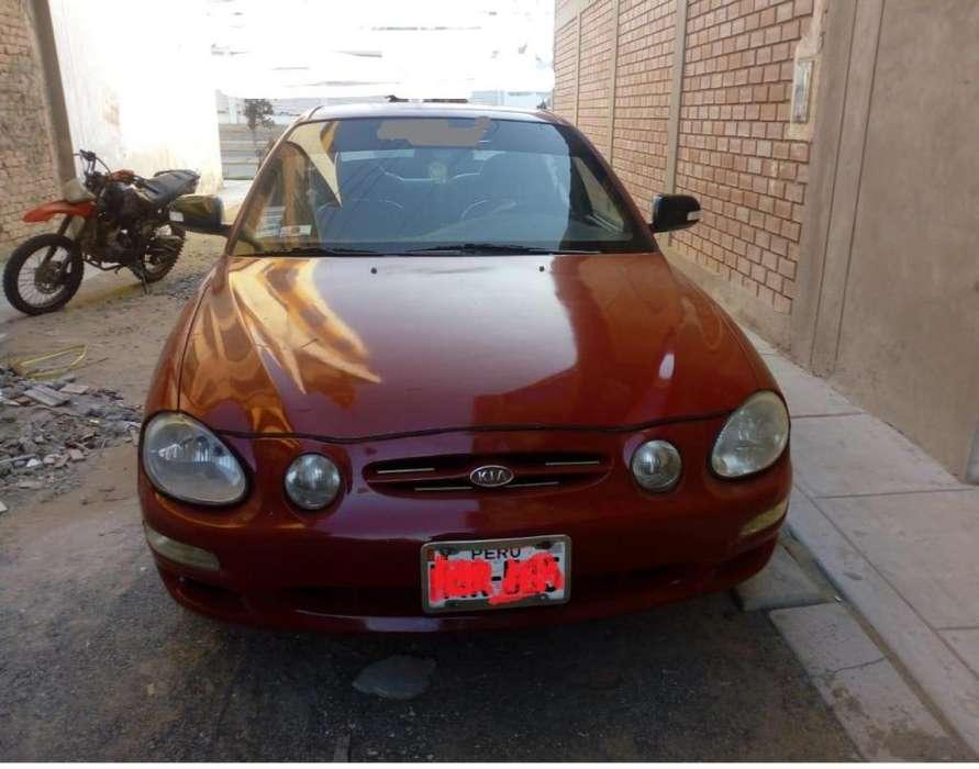 Kia Sephia 1998 - 1000 km