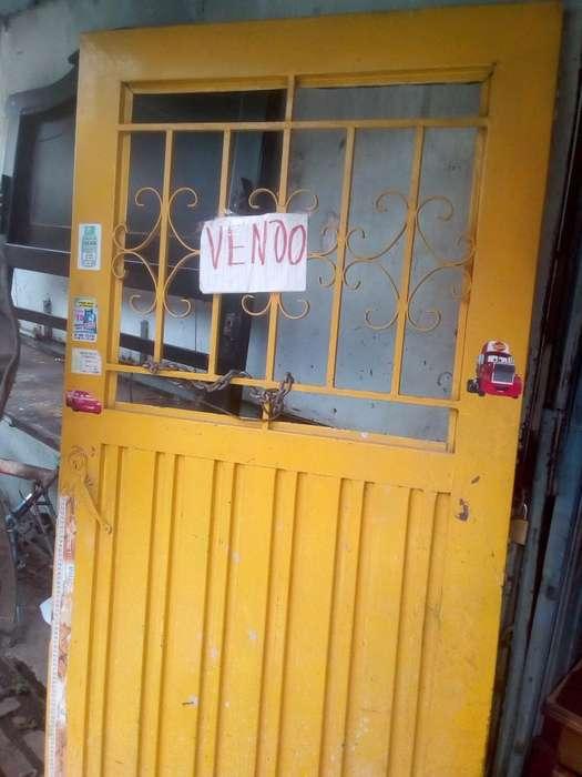 Puerta Metalica Casa O Local
