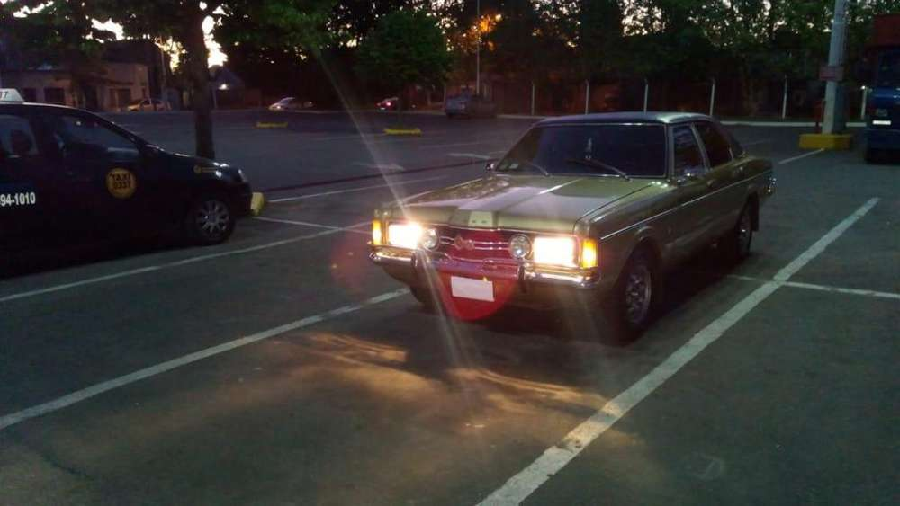 Ford Taunus 1978 - 1 km