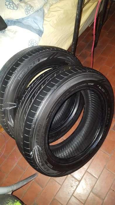 2 Cubiertas 185 60 15 Dunlop