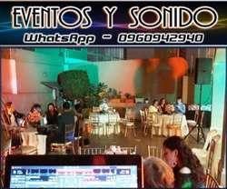 Dj, Discjockey Para Quince Años En Guayaquil