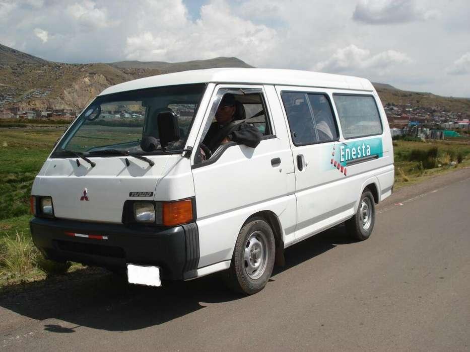 Mitsubishi - Delica-4d56