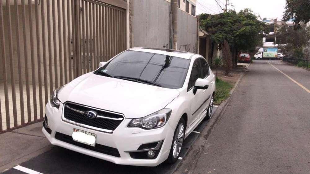 Subaru Impreza 2015 - 60000 km
