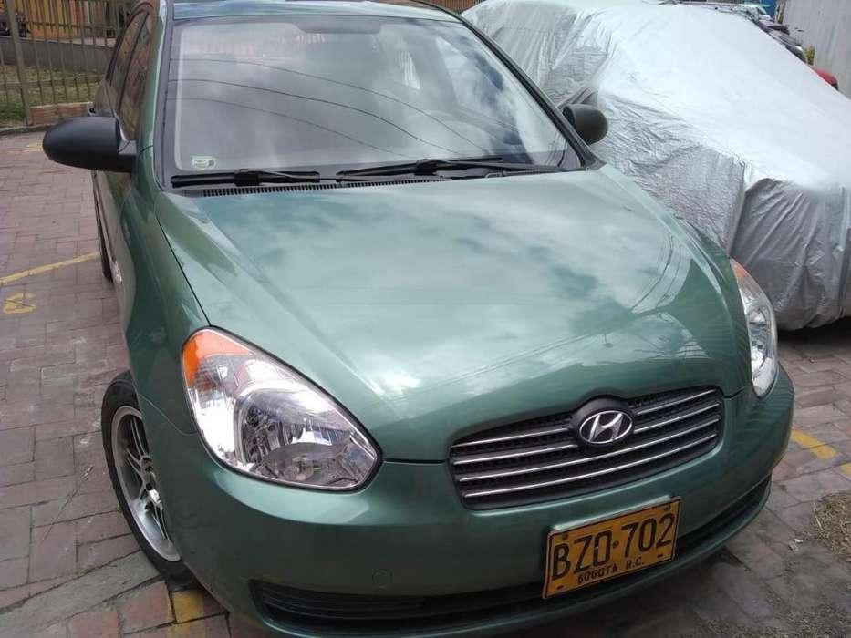 Hyundai Accent 2007 - 215000 km