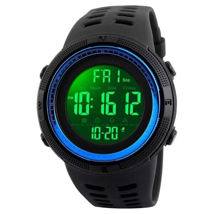 Relojes Digitales Acuáticos Skmei