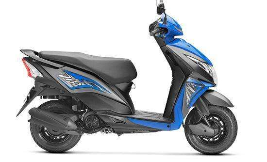 Honda Dio 110cc Std 2020 0km