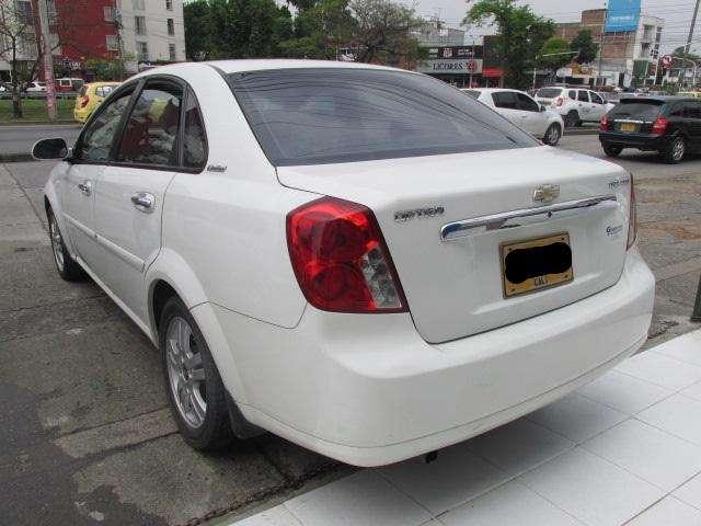 Chevrolet Optra 2008 - 115000 km