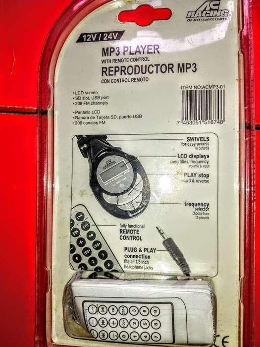 Mp3 Player para Radio Multiformato