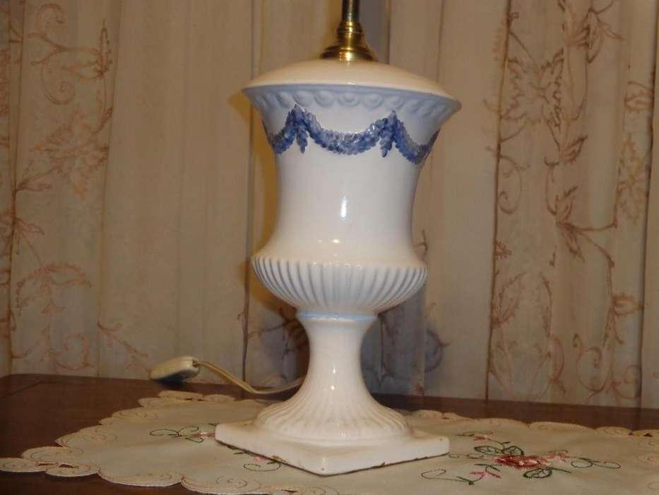 LAMPARA DE MESA DE <strong>ceramica</strong> TIPO COPON