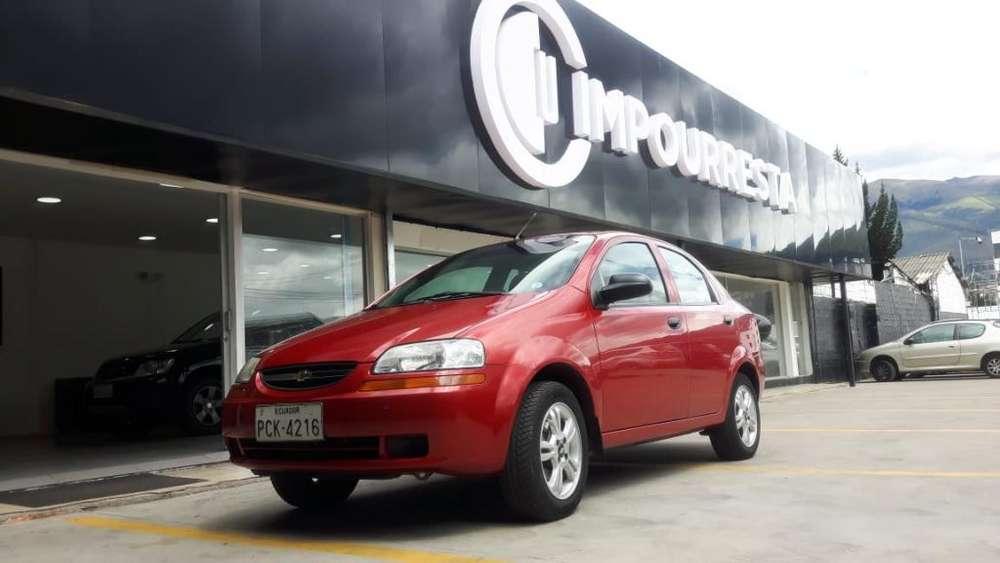 Chevrolet Aveo 2014 - 126000 km