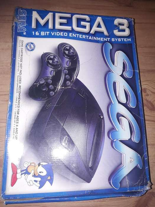 Sega Mega 3