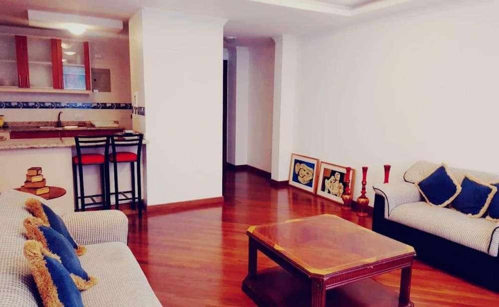 Quito Tenis, departamento, 92 m2, amoblado, 2 habitaciones, 2 baños, 2 parqueaderos