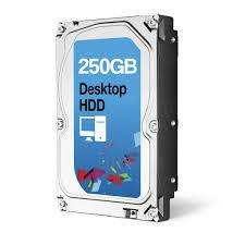 DISCO DURO DE 250 GB PC