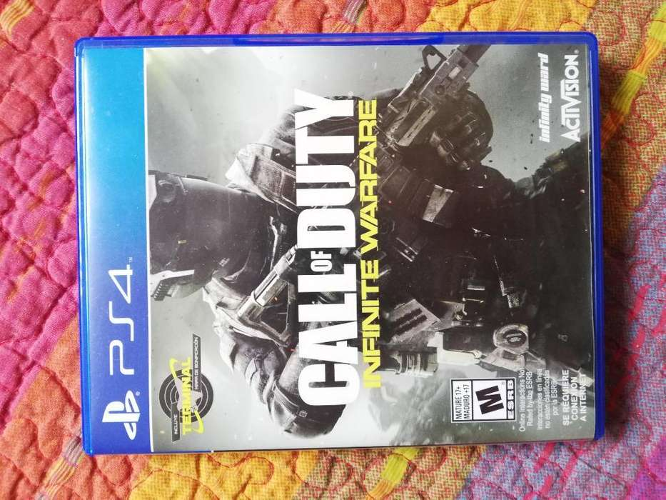 Call Of Duty Infinity Warfare Ganga