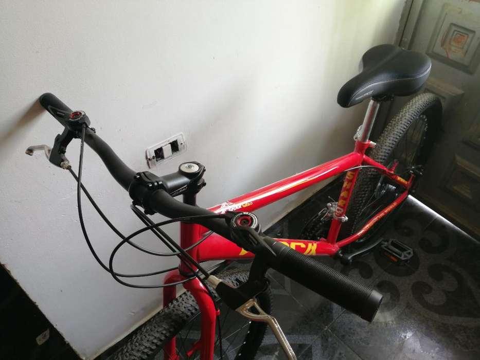 Vendo Bicicleta Sharq Q 2.0