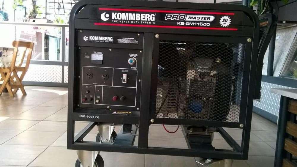 Vendo Generador electrico