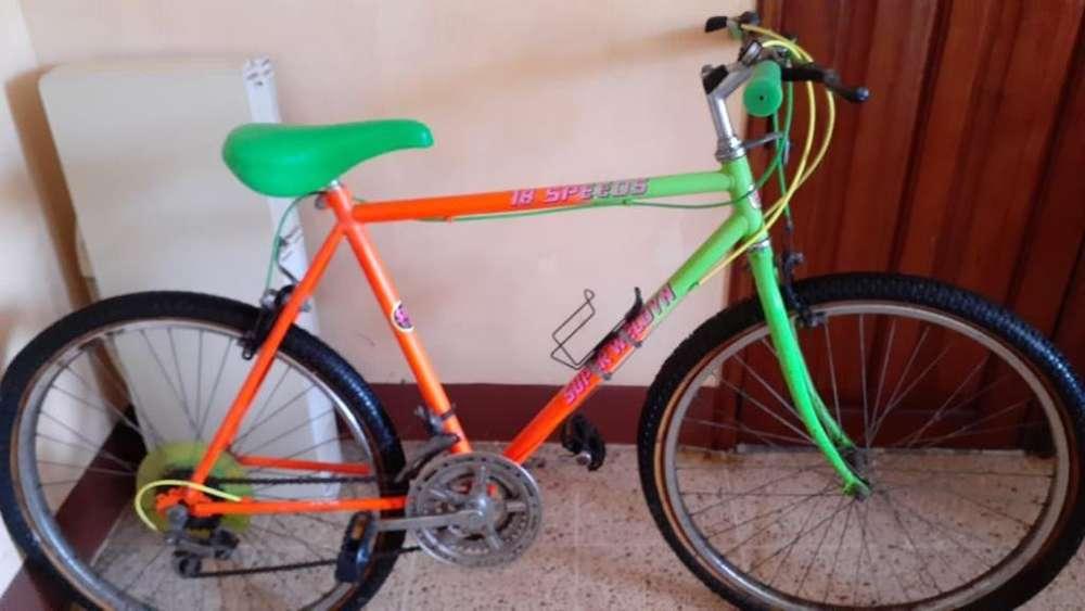 <strong>bicicleta</strong> de Montaña Excelete Estado