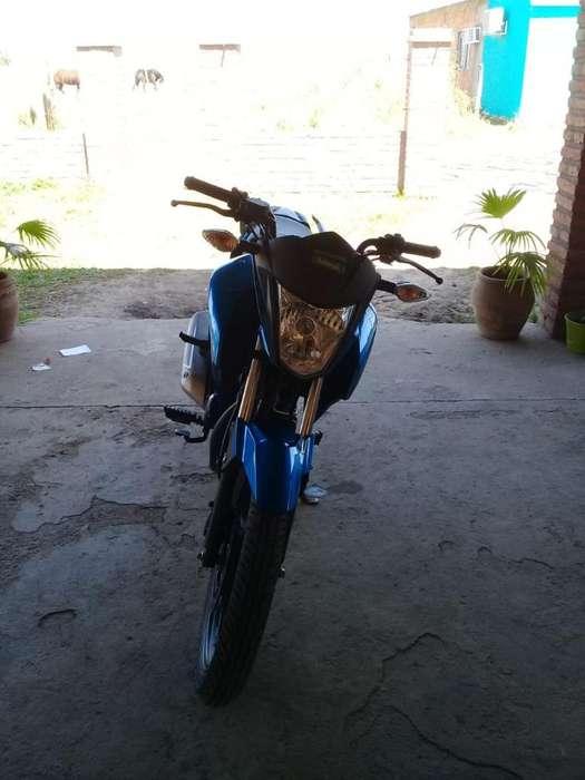 Vendo Honda Twiter Cb125cc