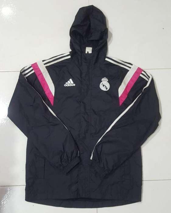 Chaqueta Del Real Madrid M