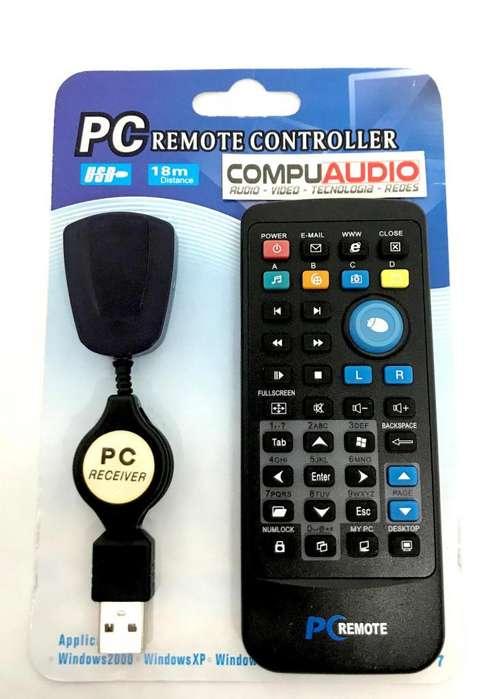 Control remoto inalambrico para TVBox, TVSmart, computador, tablet