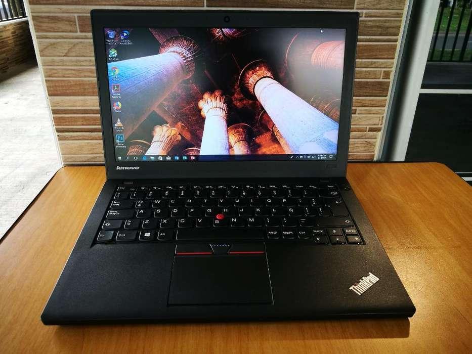 Laptop Lenovo ThinkPad X250 Intel Core I5, 4GB, HDD 500 DD