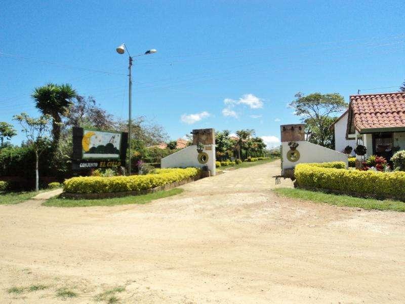 Vendo lote en el Conjunto cerrado el Cielo de Acuarela. Mesa de Los Santos