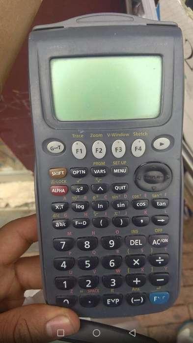 Calculadora Científica Fx-7400g Plus