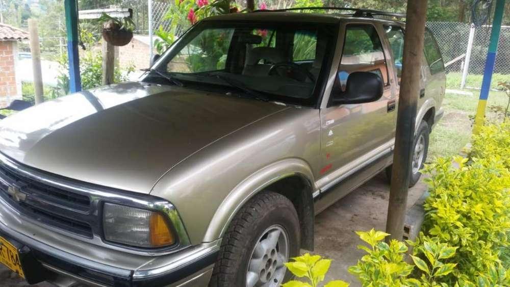 Chevrolet Blazer 1995 - 100 km