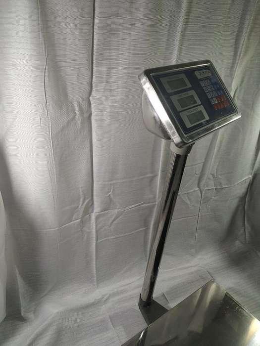 Balanza 300kg. tipo Industrial Comercial