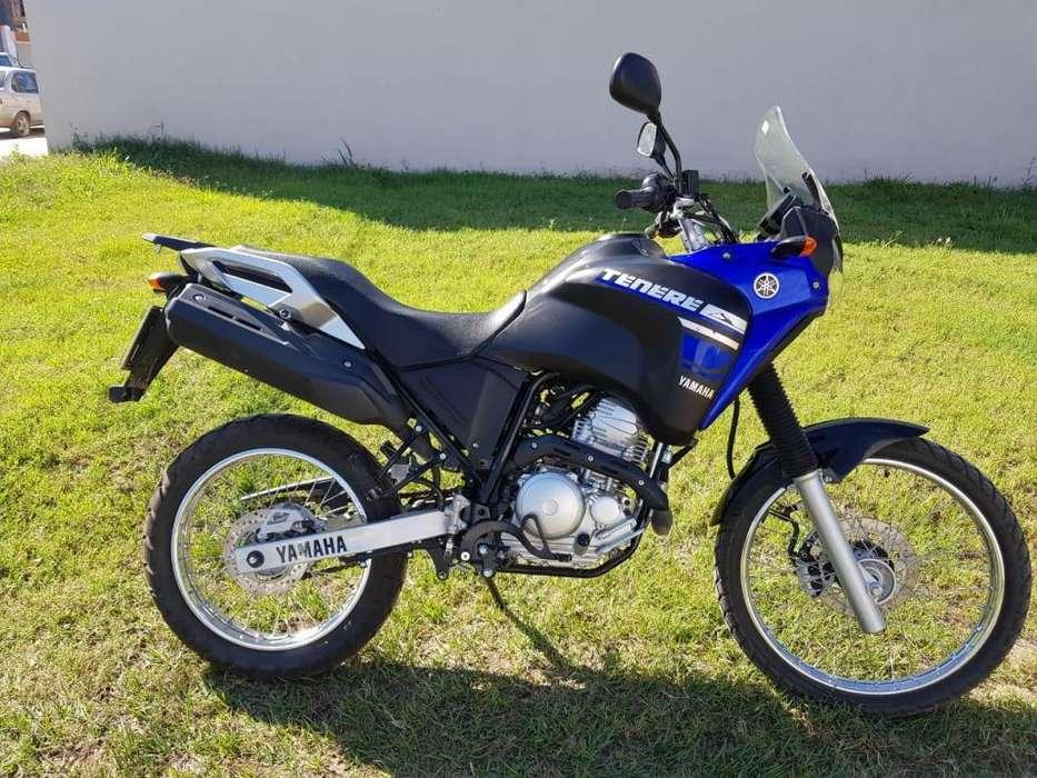 Moto Yamaha XTZ 250 Z Muñoz Marchesi