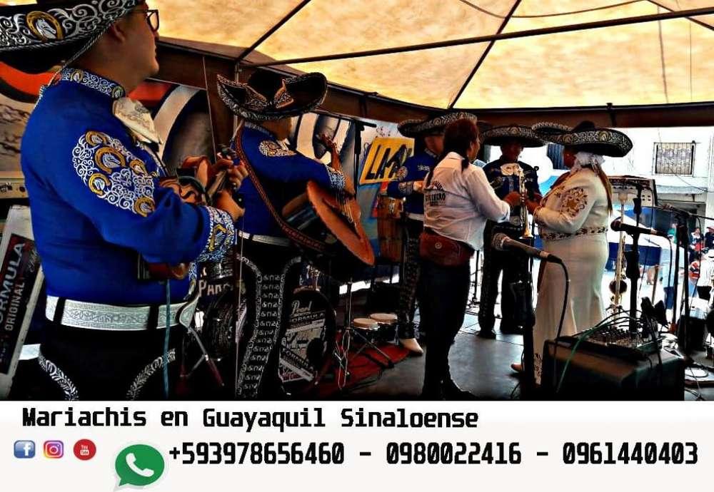 CIELITO LINDO CON MARIACHI EN GUAYAQUIL - 0980022416