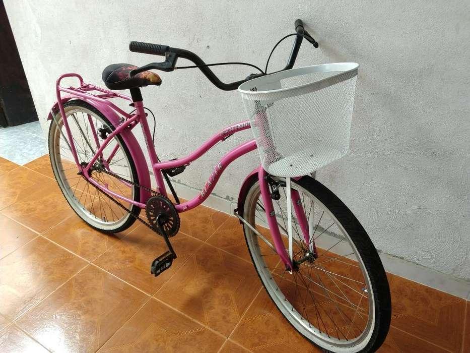 Vendo Bicicleta Rodado 26 Playera Dama