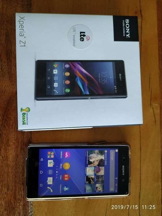 Vendo Celular Sony Xperia Z1