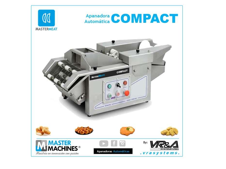 Mastermeat Apanadora Automática Compact