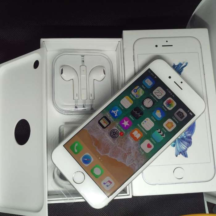 iPhone 6s 64gb Usado Full Accesorios Fac
