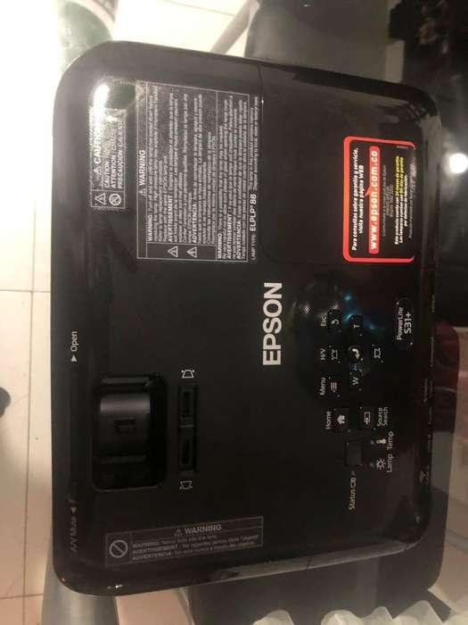 Video Beam Epson S31