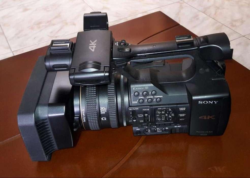 venta de equipo profesional de video. CAMARA SONY PXW-Z100.