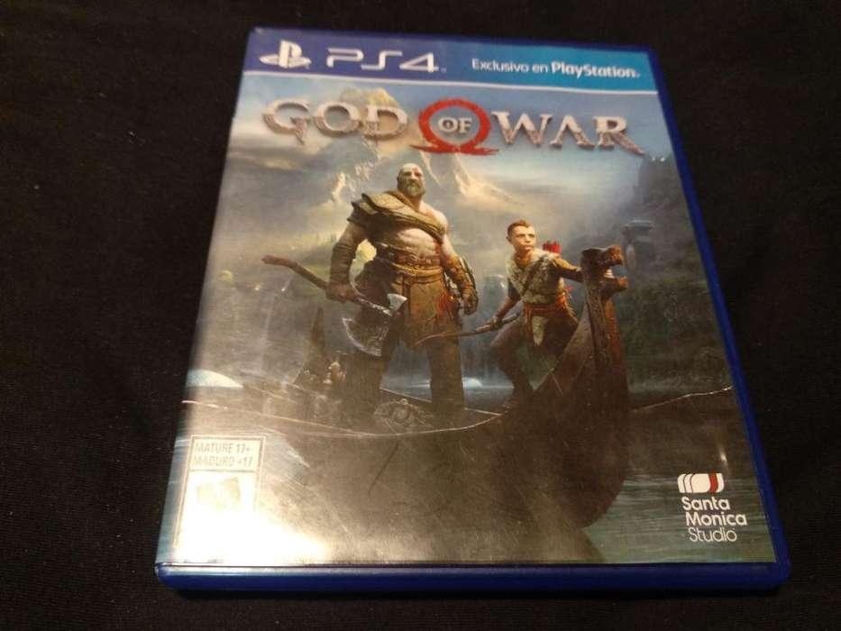 God Of War 4 : Ps4
