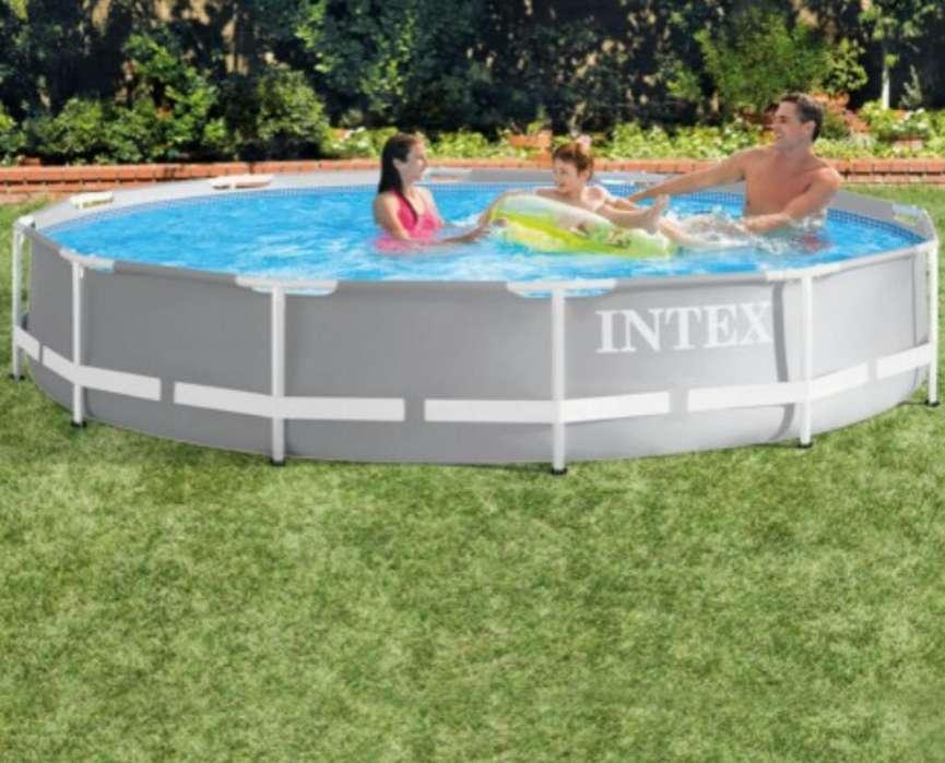 Piscina Estructural Intex Mas Filtro