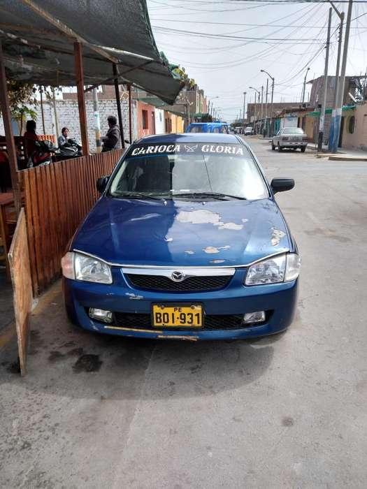 Mazda Familia 2000 - 198500 km