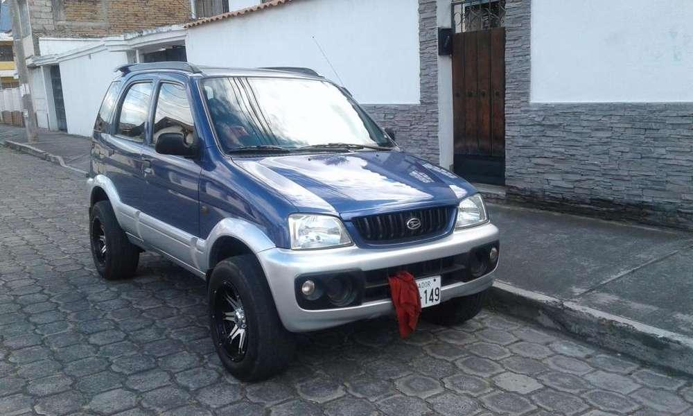 <strong>daihatsu</strong> Terios 2002 - 240000 km