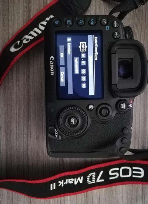 Canon EOS 7D Mark II (oferta nueva)