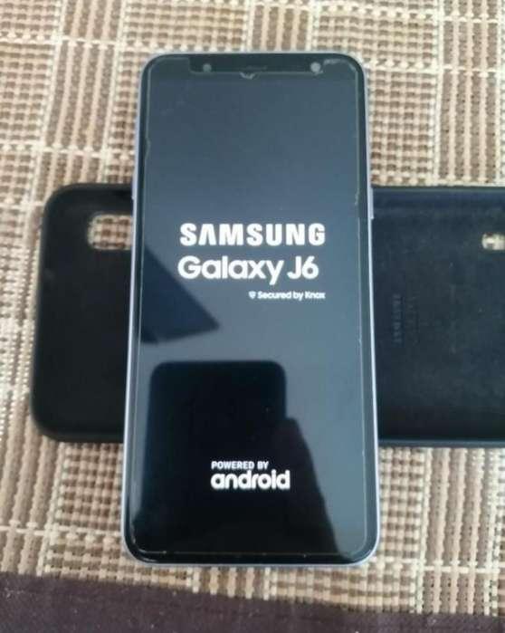 Samsung J6 32gb Como Nuevo